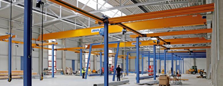 Uitbreiding Schäffer fabriek is bijna voltooid!